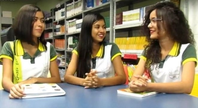 Quem acredita vai a Roma: Estudantes de Santana do Cariri são premiadas no Desafio Criativos da Escola 2019
