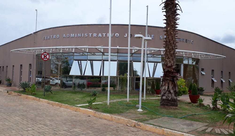 Imagem do Centro Administrativo da cidade de Barbalha-CE