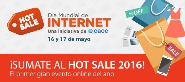 Hot Sale Diseño Web en Argentina