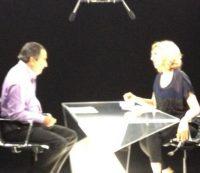 """Pastor Silas Malafaia grava entrevista para o programa """"De Frente com Gabi"""""""