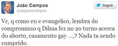 twitter deputado joao campos