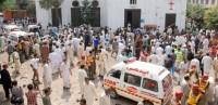 Atentado terrorista a igreja no Paquistão resulta na morte de 81 fiéis e mais de 130 feridos graves