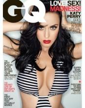 Capa da revista GQ com Katy Perry