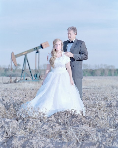 "Rose and Randall Smoak, Dixie, Louisiana. From the series ""Purit"