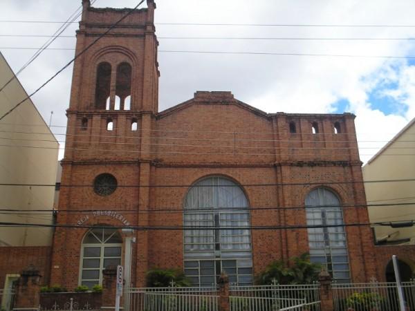 Igreja Presbiteriana Central de Cuiabá
