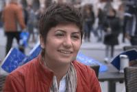 Aliaa Hwijah agradece a Deus pelo resgate