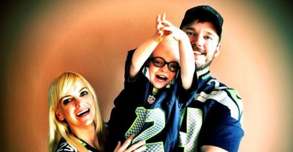 Chris, Anna e Jack