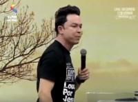 """Pastor Lucinho sai em defesa de Thalles e diz que evangélicos que o criticaram são """"lixo""""; Assista"""