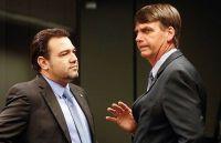 Feliciano e Marisa Lobo saem em defesa de Jair Bolsonaro, acusado de apologia ao estupro