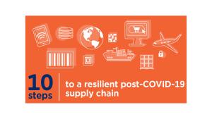 Los estándares globales pueden ayudar a la resiliencia de las cadenas de suministro