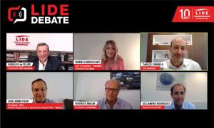 LIDE Debate: «Nuevos hábitos de consumo y revolución logística. Tendencias que definen el futuro»