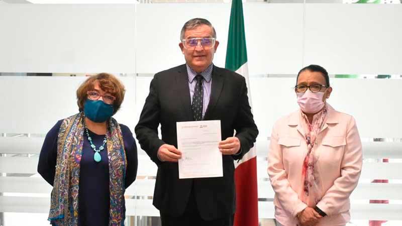 Tomó protesta, Romel Eduardo Ledezma Abaroa como director de Apiver