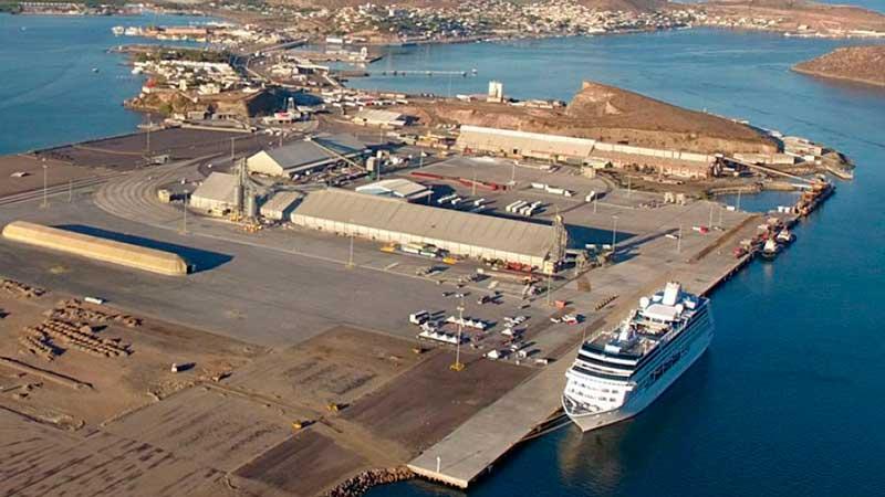 Presidente de México destaca en segundo informe inversión privada en puertos