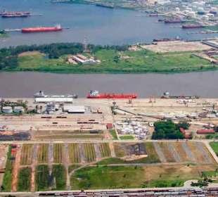 Asegura API Coatzacoalcos ocupa el tercer lugar nacional en manejo de carga
