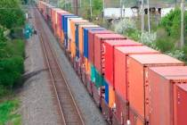 Movimiento de carga ferroviaria va a la baja entre enero y octubre en México