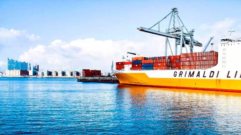 Crece 18% la carga vía marítima a México, por consumo y automotriz