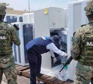 Transfieren todas las facultades de la Coordinación de Puertos a Semar
