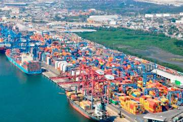 Los 5 puertos marítimos más importantes en México