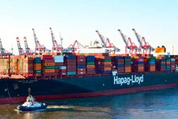Flete marítimo Asia-México cierra 2020 con máximo histórico