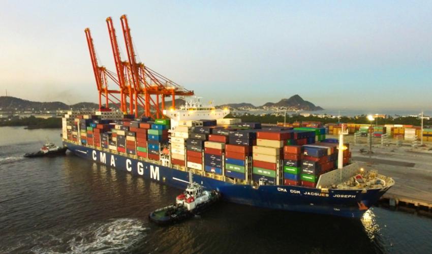 Contecon Manzanillo registra aumento de 55% en operaciones de importación