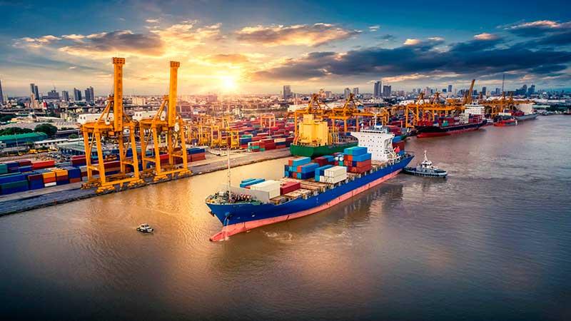 En dos meses el puerto de Manzanillo ha movilizado medio millón de TEU's
