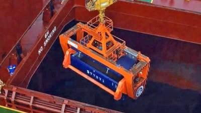 Hutchison Ports TIMSA alcanza transferencia de 10 millones de toneladas de granel mineral