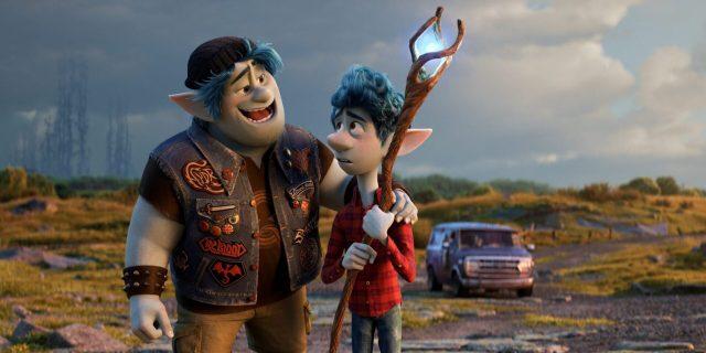 Juntos hasta el final ('Unidos', de Pixar)