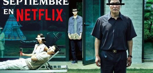 Netflix: lo más importante que llegará en septiembre 2020