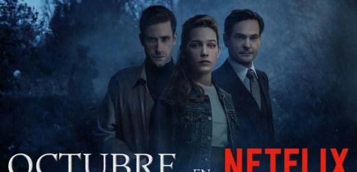 Netflix: lo más importante que llegará en octubre 2020