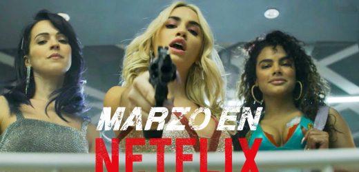 Netflix: lo más importante que llegará en marzo 2021