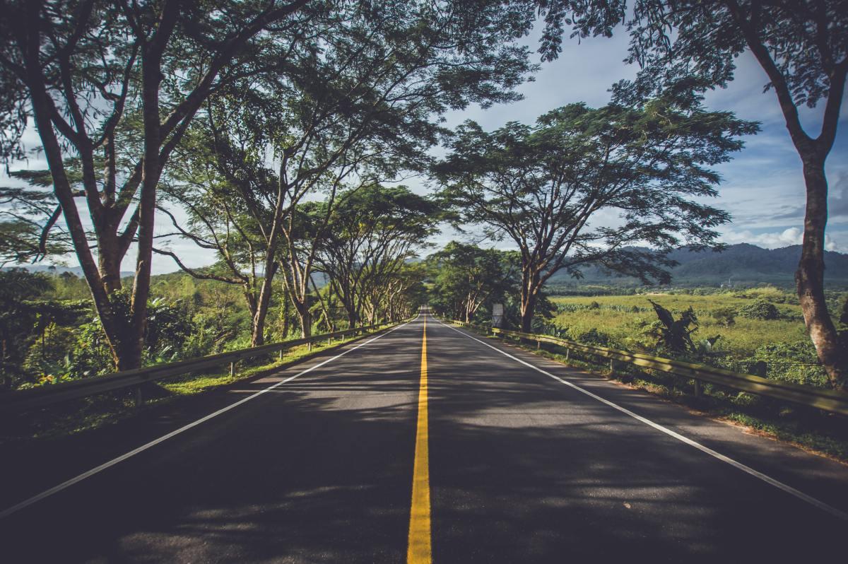Consejos para salir de viaje en carretera