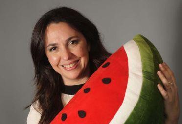 """Narda Lepes: """"El marketing de lo saludable es insoportable"""""""