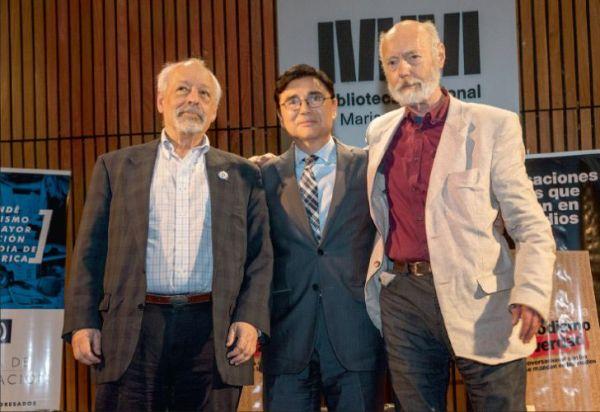 Verbitsky, Fontevecchia y Neilson: miradas sobre el periodismo bajo fuego