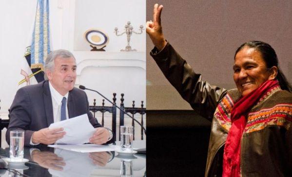 Gerardo Morales estalló contra Milagro Sala y su abogada salió a callarlo