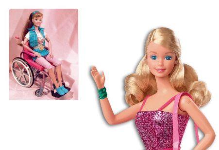 La Nueva Muñeca Barbie Se Vuelve Inclusiva Revista Noticias
