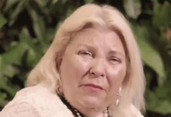 Elisa Carrió inmanejable: la campaña paralela