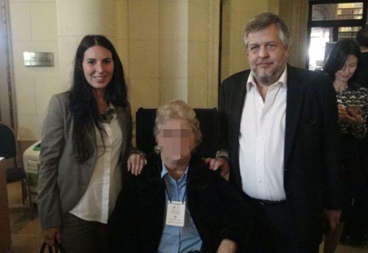 Ramos Padilla imputó a Carrió, Oliveto y Zuvic