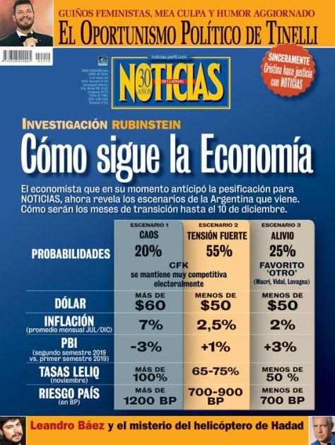 tapa Noticias economia