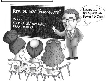 Congreso de Sinaloa - PRI contra Roberto el Güero Cruz