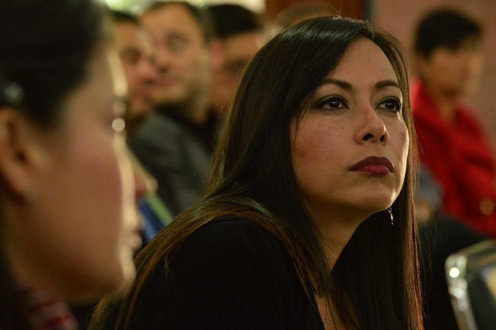 638.- Claudia Guzmán, presidenta de la Comisión de Mujeres Empresarias de la Coparmex CDMX.