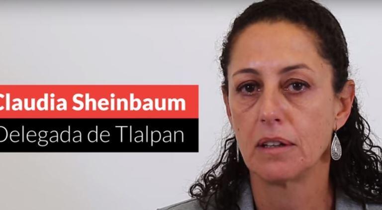 Claudia Sheinbaum: No soy la favorita de AMLO, Mancera no ha solucionado los problemas heredados