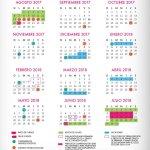 Conoce el Calendario Escolar 2017-2018 1