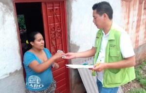 Secretaría de Salud atiende a damnificados por sismo en región Sierra Mariscal 1