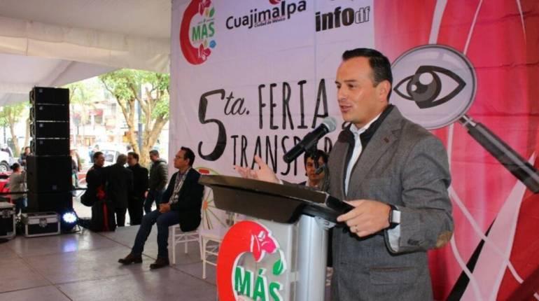 cuajimalpa feria de la transparencia