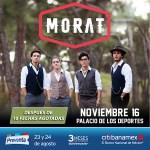 MORAT llega hasta el Palacio de los Deportes 4
