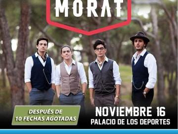 MORAT llega hasta el Palacio de los Deportes 7