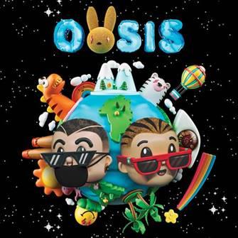 """""""Oasis"""" El Nuevo Álbum de J Balvin y Bad Bunny Tiene Histórico Debut 1"""