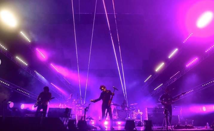ZOÉ  Cierra su gira Aztlán de manera espectacular con dos sold out en el Auditorio Nacional 1