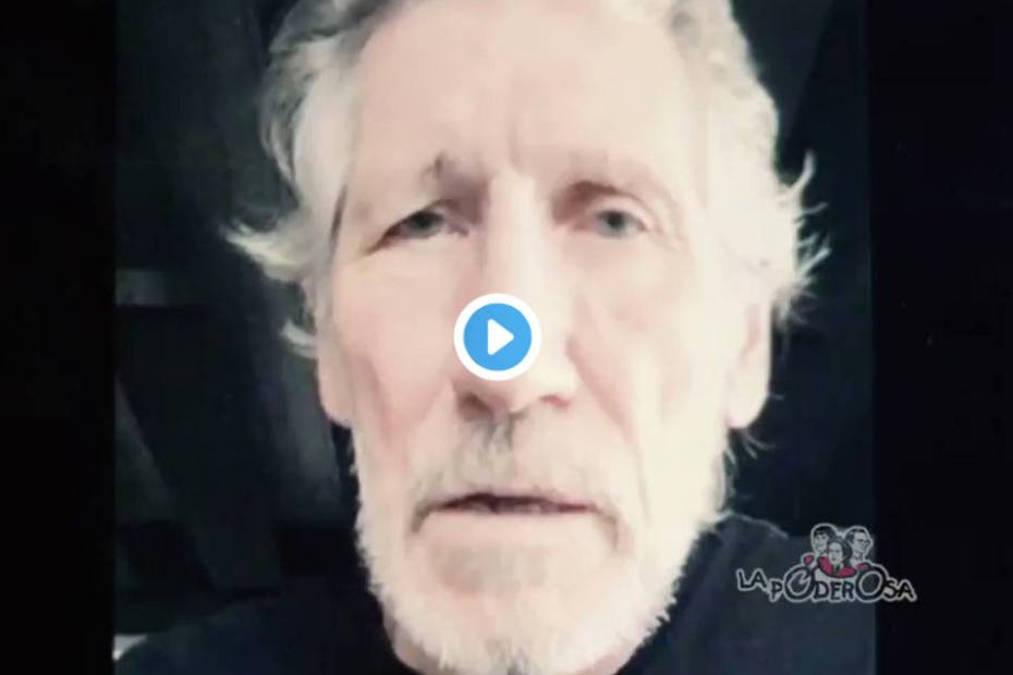 Roger Waters envía mensaje a Evo Morales 2