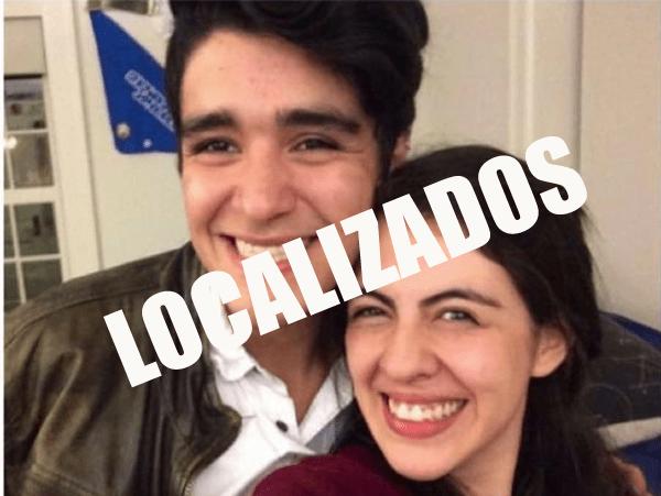 Marina Galván y Mauricio Esquivel